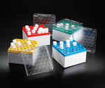 Cryogenic storage Boxes 10 ml, 42 places